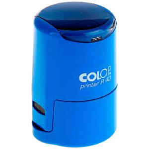 Оснастка colop r40 синяя
